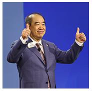 ウィンクン・タム元国際会長、GAT 委員長