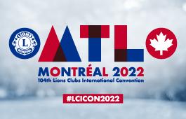 LCICon 2022 Montréal branding