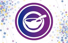 Logotipo del Desafío de un millón de comidas