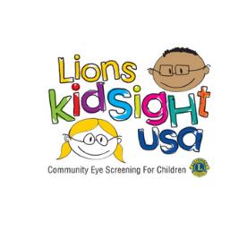 Vivian a bénéficié d'un dépistage de la vue grâce à Lions KidSight USA.