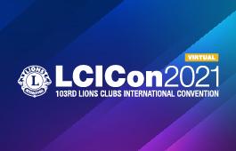 A marca da LCICon