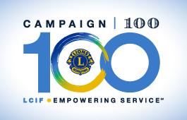 Campaign 100 logo
